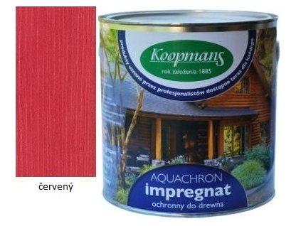 Koopmans Aquachron 20l červený  + darček v hodnote až 7,5 EUR