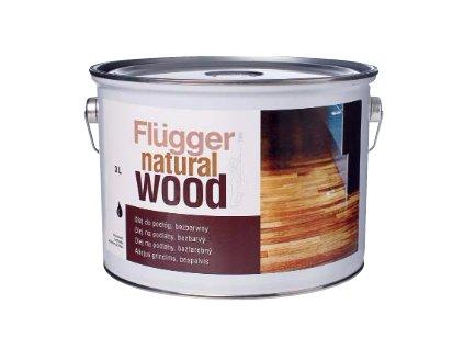 Flügger NW Olej na podlahy - 0,75 l