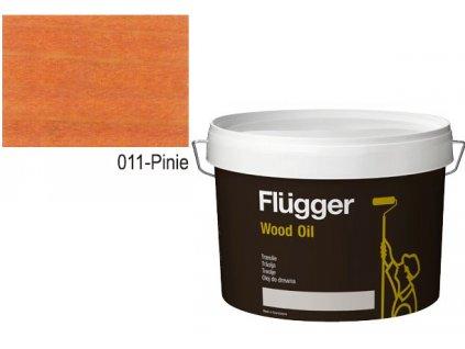 Flügger Wood Oil Aqua (predtým Olej Aqua) 3l odtieň 011 pínie
