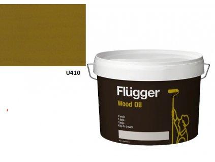 Flügger Wood Oil Aqua (predtým Olej Aqua) 3l odtieň U410 kukurica