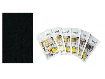Vzorka - Osmo olejové moridlo odtieň čierna 3590