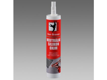 Neutrálny silikón OXIM 310ml hnedý RL
