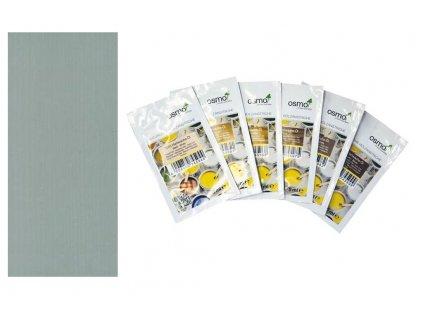 Vzorka - Osmo sedliacka farba - 2742 - Silniční šedá A