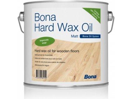 Bona Tvrdý voskový olej (Bona Hard Wax Oil) - extramat 2,5 l