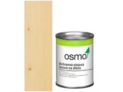 Osmo Ochranná olejová lazúra 0,125L 701 bezfarebná