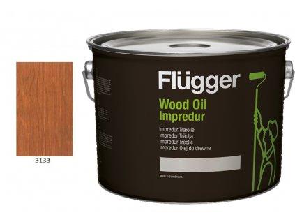 3189017 flugger wood oil impredur color drive impredur nano olej ochranny olej 3l odstin 3133