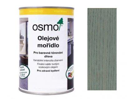 Osmo Olejové moridlo 0,125L 3512 odtieň strieborne sivá