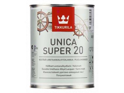 UNICA SUPER [20] POLOMAT 0,9L (Odstín bezbarvý)