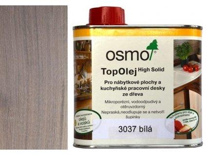 Osmo Top olej 0,125L 3037 biela