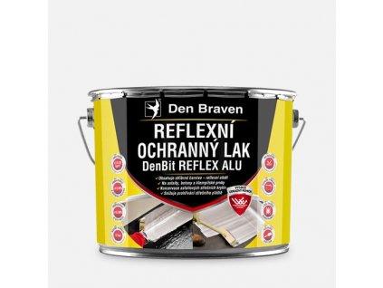 Den Braven DenBit REFLEX ALU (Reflexný ochranný lak) čierny
