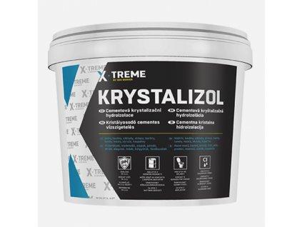 Den Braven KRYSTALIZOL (Cementová kryštalizačná hydroizolácia) šedá