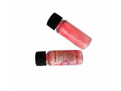 Svietiaci prášok v tme 2v1 PROFI neón ružová