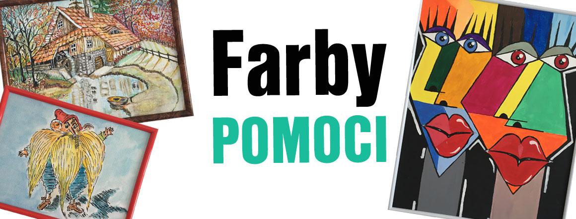Farby POMOCI