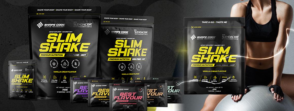 Shape Code Slim Shake