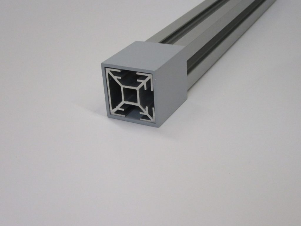 SWS090 krytka stěnového úchytu popř. rektifikace (RAL 9007)