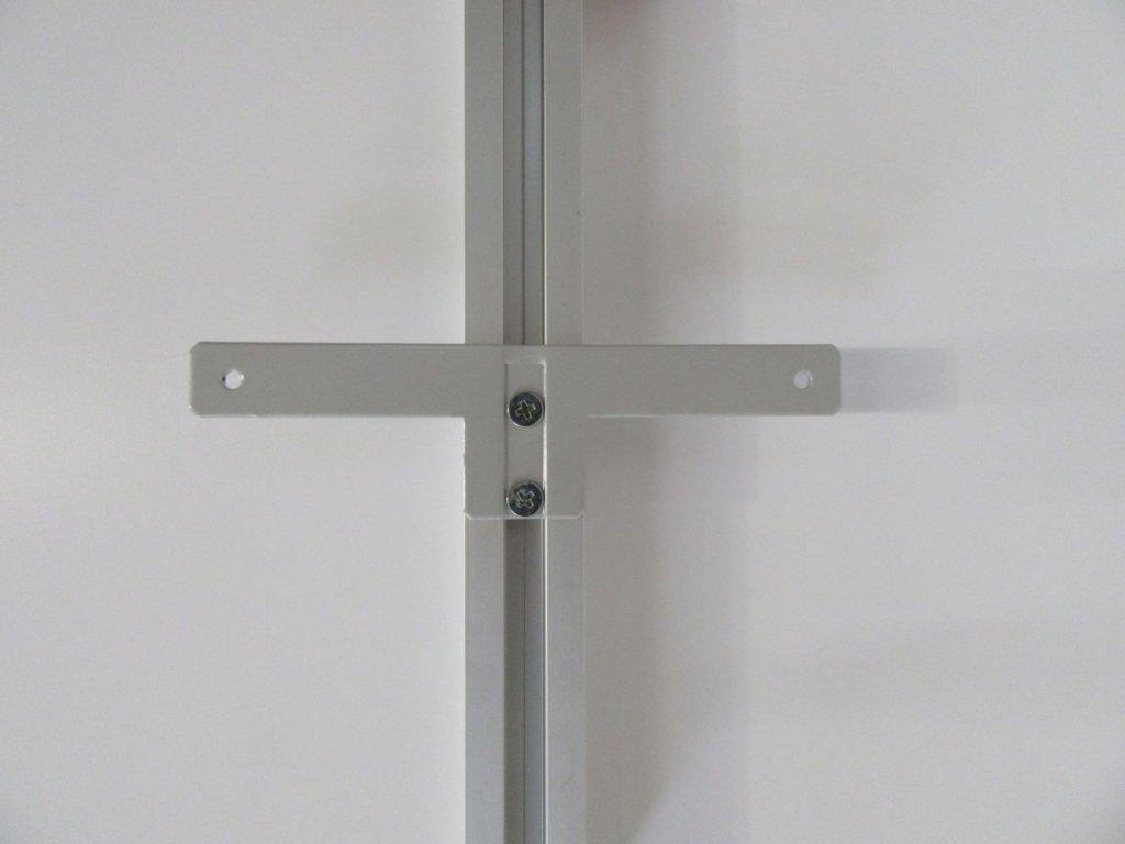 SWS160 držák skříňky (RAL 9007)