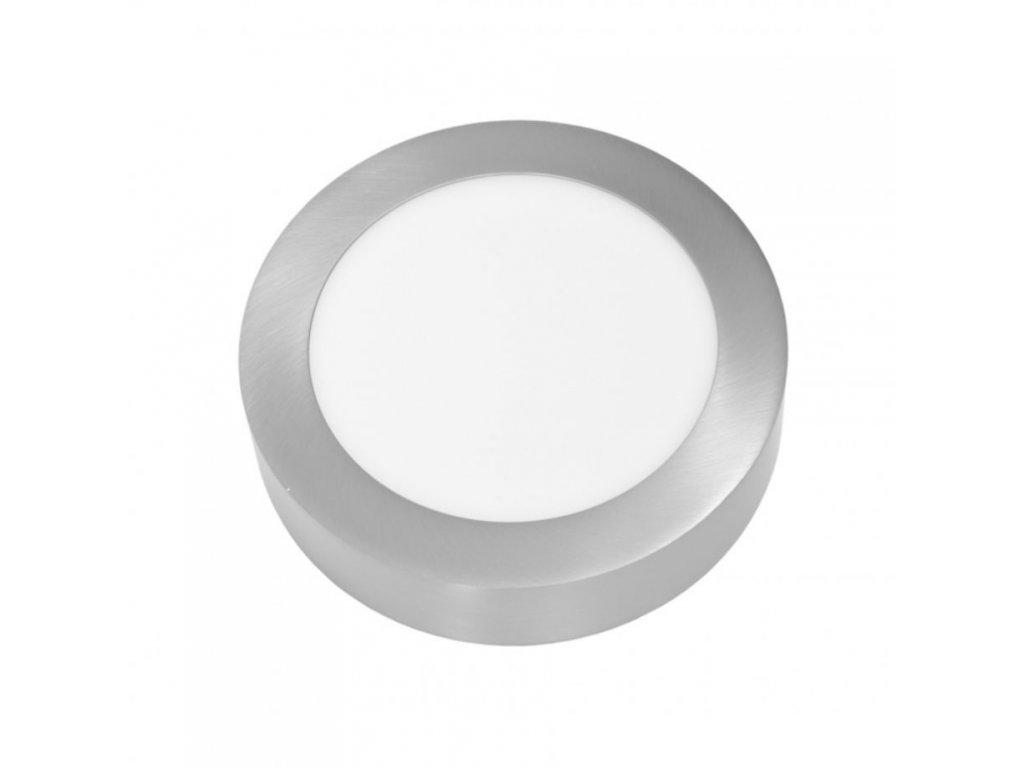 Stropní svítidlo přisazené, Verona - broušený hliník