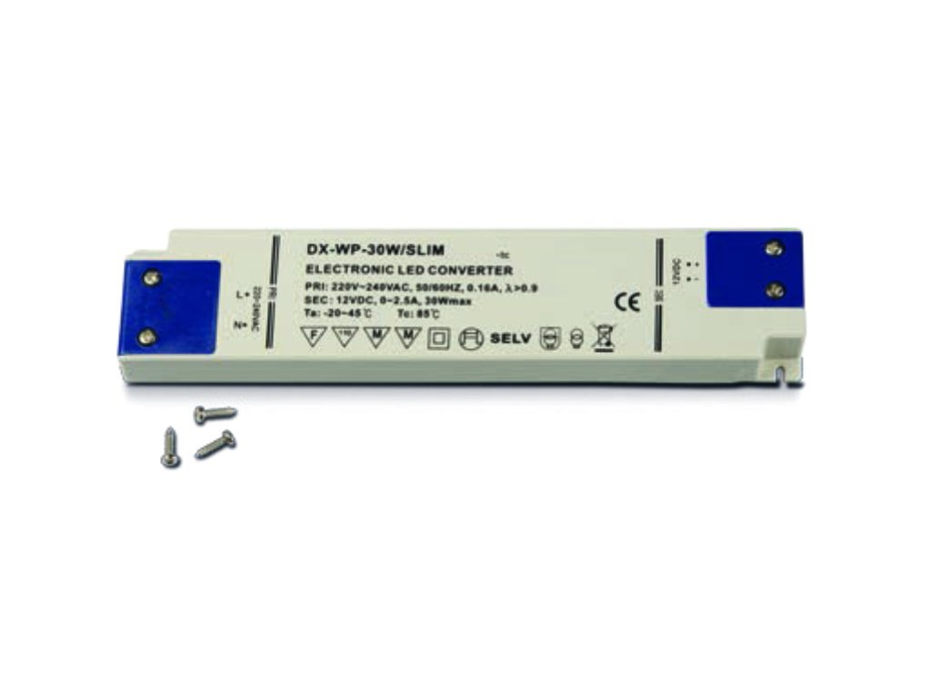 Elektrické trafo SLIM, 30W
