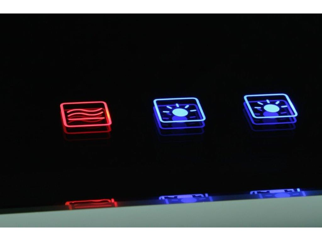 Zrcadlový dotykový senzor 100W