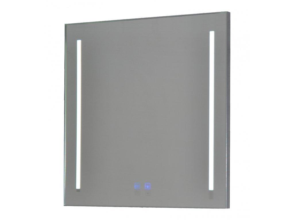 led zrcadlo 600x600 s topnou folii
