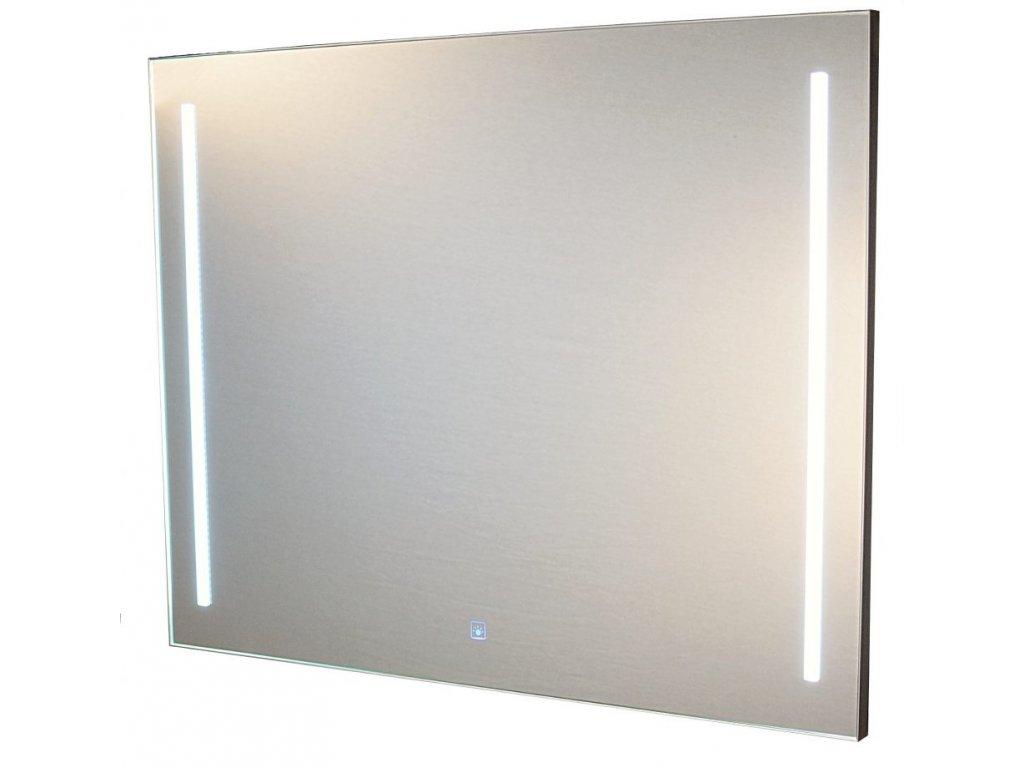 LED zrcadlo 900x700 bez topné folie