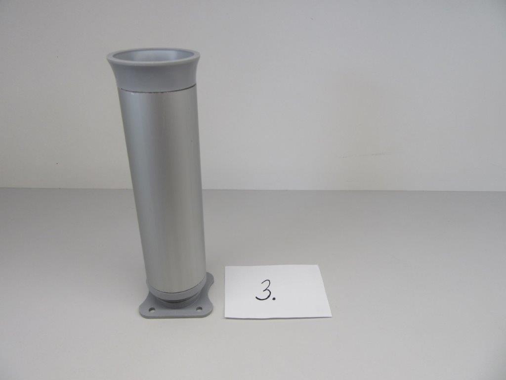 Kulatá nožka, pr.40 mm, výška 150 mm