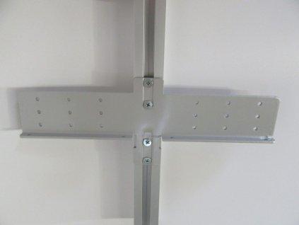 SWS080-265 držák výsuvu (pozink)