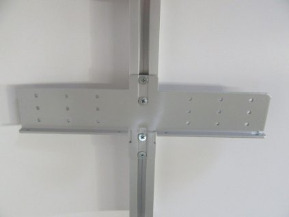 SWS080-265 držák výsuvu (RAL 9007)
