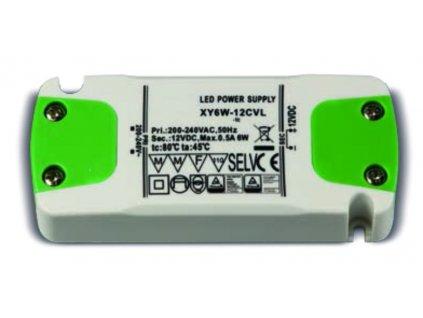 Elektrické trafo 230V/ 0,5A, 6W