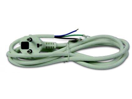 Přívodní kabel dvoužilový