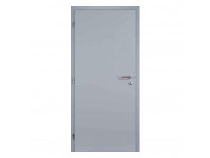 dvere plne hladke masonite vostina cpl sede leve 700 mm