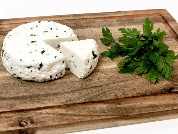 Kozí sýr petrželkový