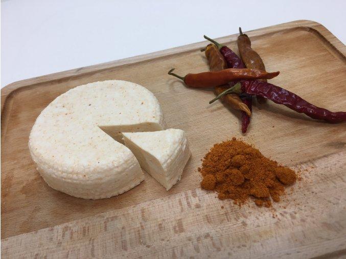 Kozí sýr CHILLI