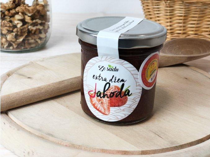 Marmelády náhleďák