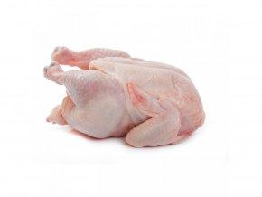 Chlazené farmářské kuře s droby