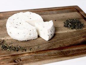 Kozí sýr s provensálskými bylinkami