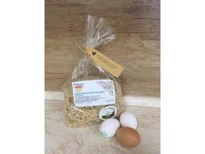 Vaječné polévkové nudle bylinkové 500 g