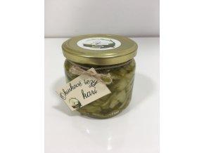Okurkové řezy - kari 0,35 L