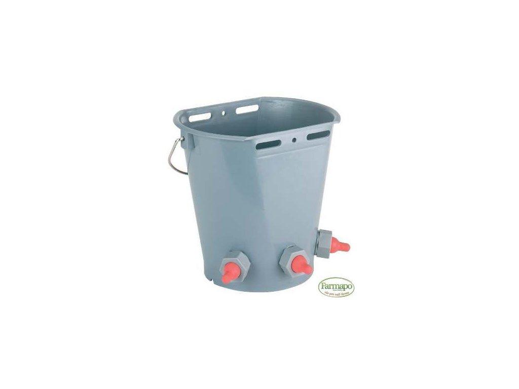 Napájecí kbelík pro jehňata