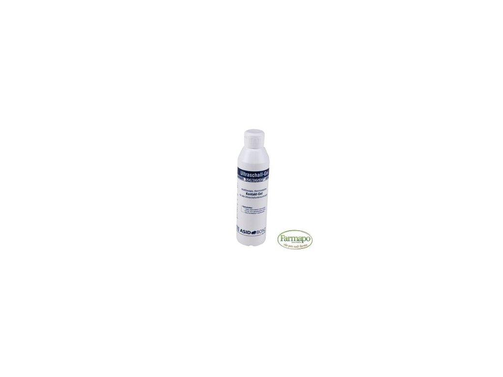 Scangel pro ultrazvuk, čirý (250 ml)