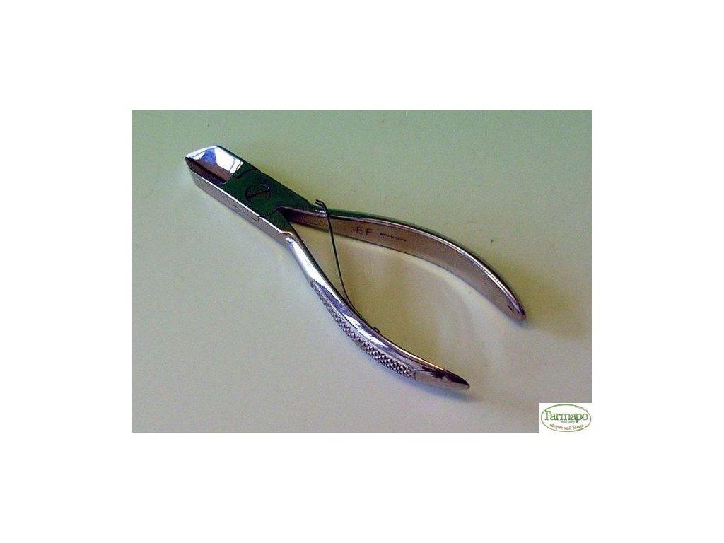 Kleště na štípání zoubků selat, 13 cm