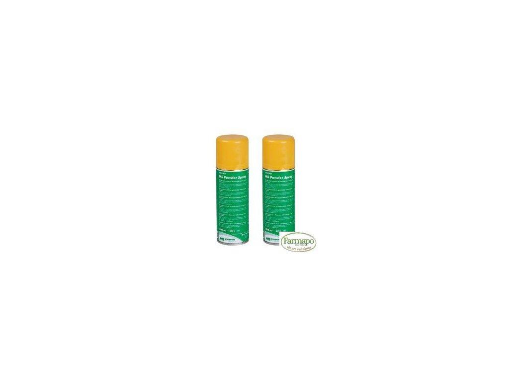 Powder Spray - na povrchy, bakterie, plísně (400 ml)
