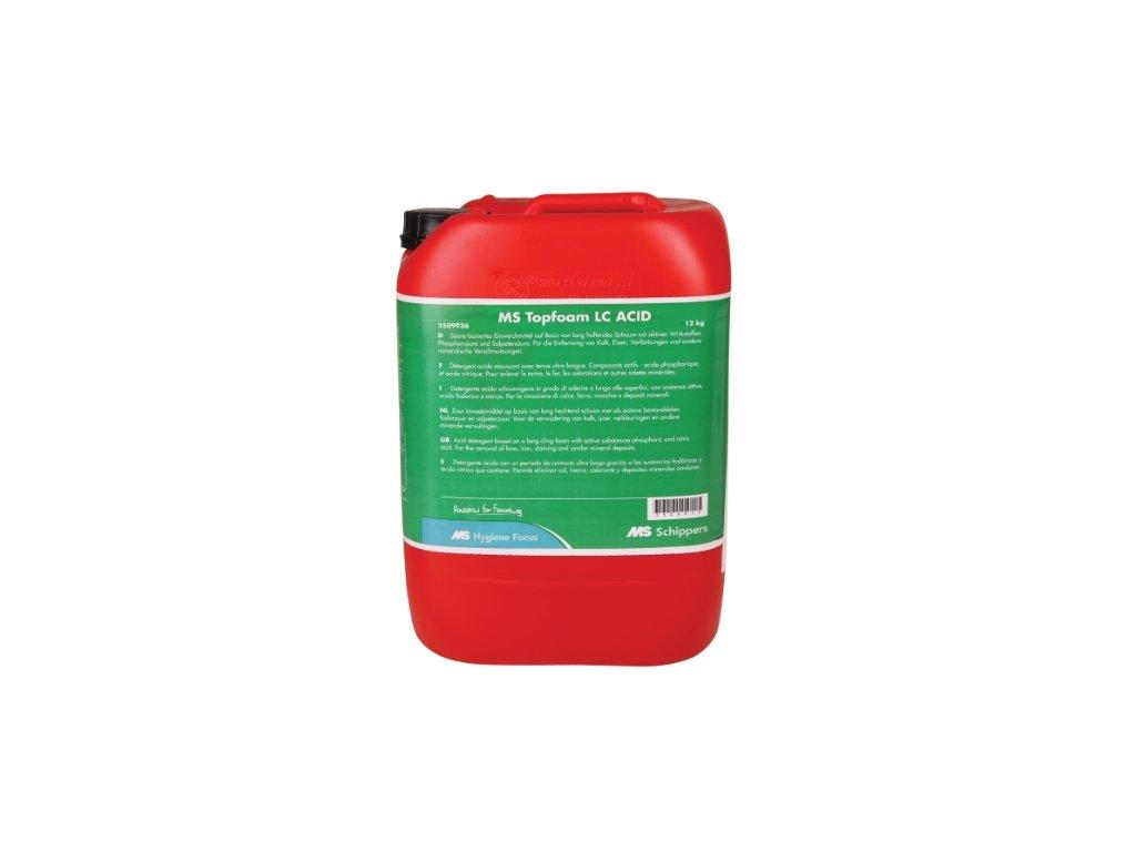 H023P0500 topfoam LC ACID 12kg