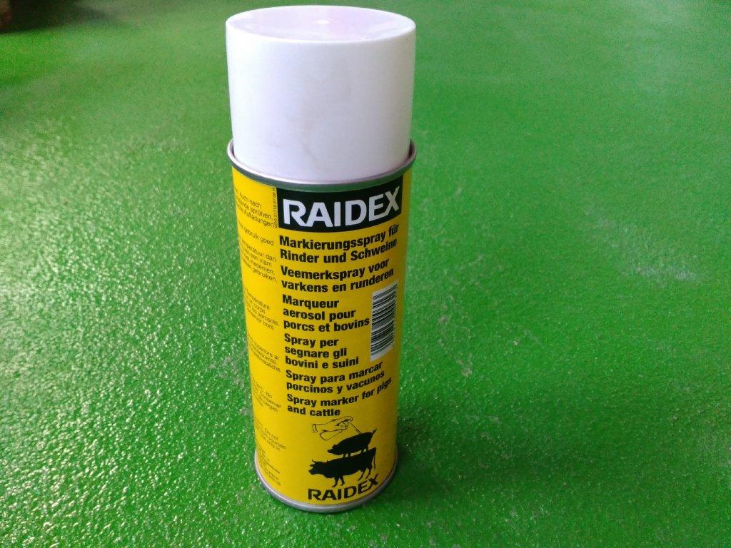 H017P0005 spray fluorescenční