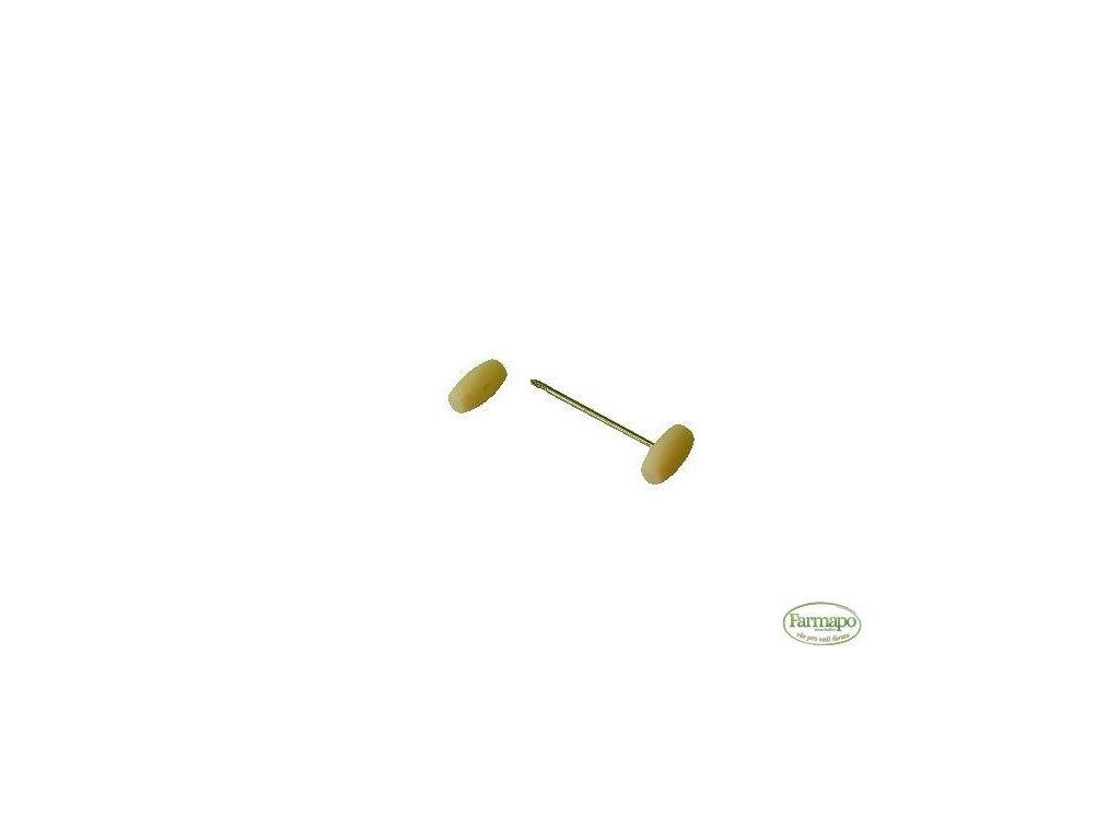 Svorka poševní Flessa, 60 mm