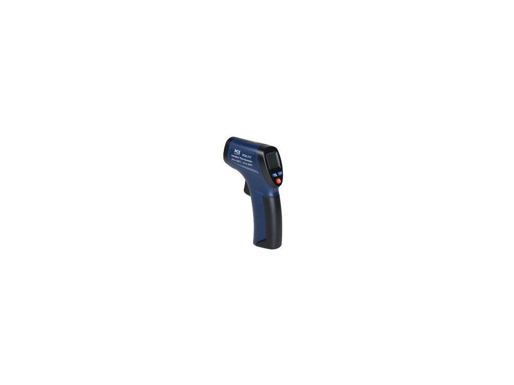 DT-8810 infračervený dálkový teploměr s laserovým zaměřením