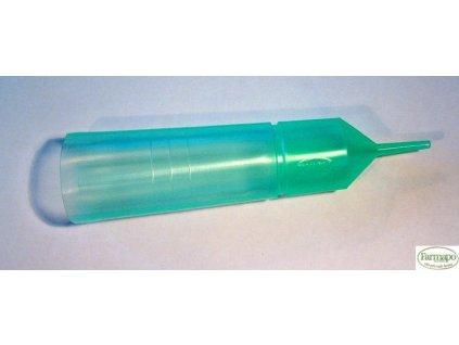 Inseminační tuba zelená s odlamovací špičkou (2000 ks v kartonu)