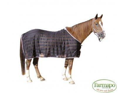 Deka-síť pro koně proti hmyzu SoftPP