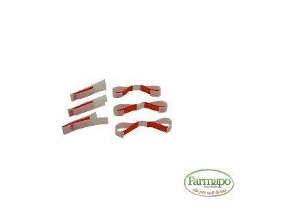 Páska proti prevenci roznožek u selat, bal. 10 ks