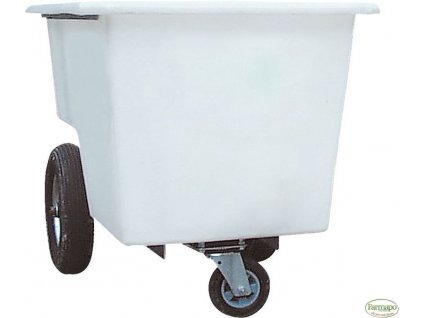 Vozík na krmení, úzký model - 63 cm